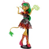 кукла Monster High Jinafire Long серии Freak du chic монстер хай дженифаер лонг цирк дю шик