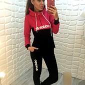 Новинки!!! Женские спортивные костюмы размеры 42-56 в 3-х цветах