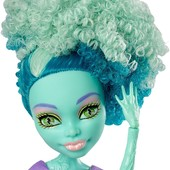Monster high goregeous honey Swamp Doll and Fashion Set кукла монстер хай хоней свамп