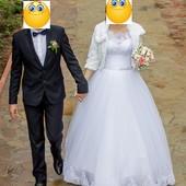 Оренда - Очень нежное и красивое свадебное платье