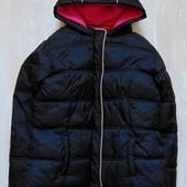 Тёплая куртка для девочки. George. Размер 9-10 лет.