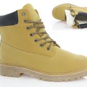 Зимние мужские ботиночки Польша