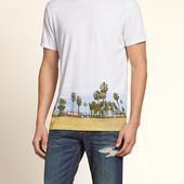 Новая футболка Hollister, р. XL