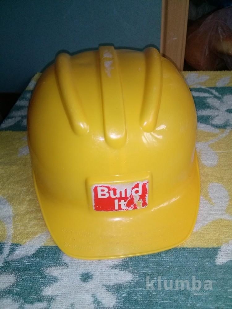 Каска шлем для малыша инструменты фото №1