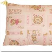 Детская подушка, размер *3* 60*40