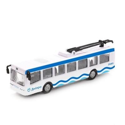Technopark технопарк модель троллейбус днепр фото №1