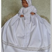 Эксклюзивная крестильная рубашка Serafime  Серафим  или крыжма для крещения