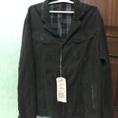 Вельветовая курточка, пиджак. Очень стильный, классный. Новый