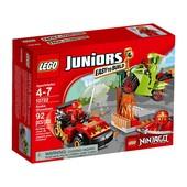 Lego Juniors Схватка со змеями 10722