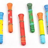 Свисток-пищалка, Мир деревянных игрушек Д311
