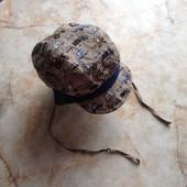 Стильная панамка кепка на мальчика фирмы Pusblu размер 46/47 (можно до 18 мес)