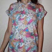 модная футболка размер 12