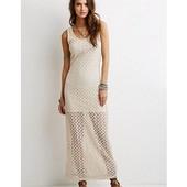 Эффектное платье Forever21