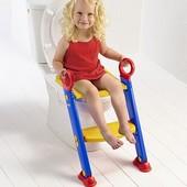 Израиль! Детское сиденье на унитаз Toilet Trainer, артикул 17419002, от 1,5-3 лет