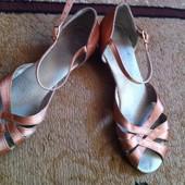 Профессиональные танцевальные туфли hand made
