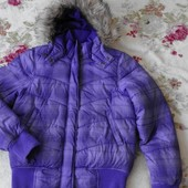 Продам куртку зимнюю. H&M. Рост 158-164 (13-14 лет).