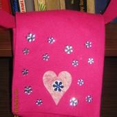 фетровая сумка для девочки