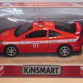 Kinsmart KT5053 Honda Integra,металлическая машина.