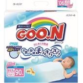 Подгузники goo.n для новорожденных до 5 кг (размер SS, на липучках, унисекс, 90 шт) Арт.753706