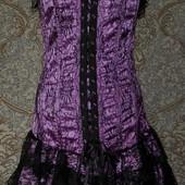 Платье-корсет (L)
