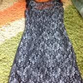 Платье вечернее, выпускное  xs. Фирма- Oodji. Идеальное состояние