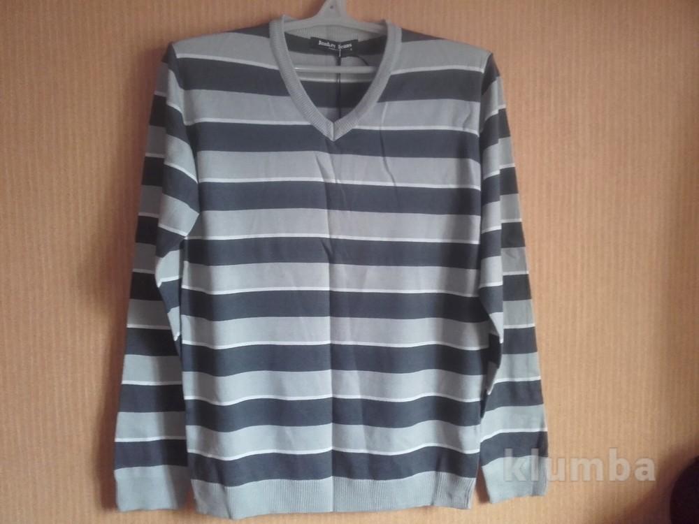 Распродажа - Свитер мужской S серый от Junker фото №1