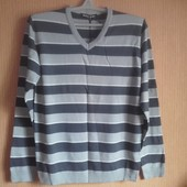Распродажа - Свитер мужской S серый от Junker