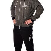 Теплый мужской спортивный костюм Аляска