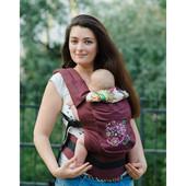 Эргономичный рюкзак Basic Цветочная фантазия. Бесплатная доставка по Украине!