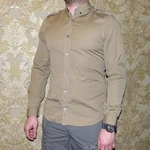Рубашка Burberry.