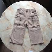 Штаны на мальчика фирмы Esprit размер 86 на возраст 18 мес