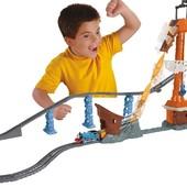 Fisher-Price железная дорога крушения корабля Thomas Shipwreck Rails Set