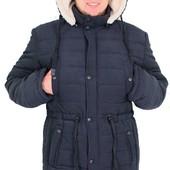 Мужская Зимняя куртка Парка 134