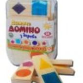 Доміно Дитяче - дерев`яне