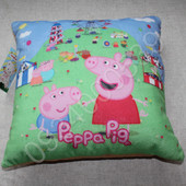 Подушечка свинка Пеппа,  peppa pig