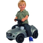 Машинка Каталка Mercedes Big 56344
