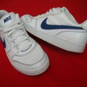 Кроссовки Nike Low White натур кожа оригинал 42-43 размер