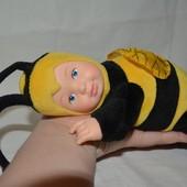 Кукла малыш бабочка Анна Геддес Anne Geddes оригинал