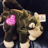 сумочка детская мягкая в наличии обезьянка Nicci