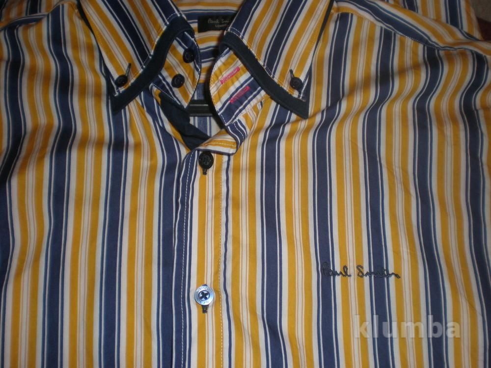 Рубашка paul smith фото №1
