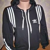 Adidas 42,44,46,48 и 50 р кофта спортивная
