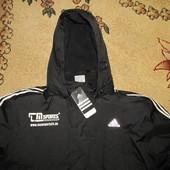 новая куртка Adidas L