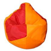 Кресло-мешок детское 100х75 см из ткани Оксфорд. Два чехла! Подарки!