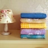 Детское одеяло байковое 100х140