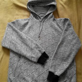 Кофта с капюшоном Adidas(оригинал)р.48-50