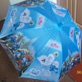 Детский зонт, возраст 2-6 лет