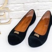 Зимние кожаные ботинки(04445),р-ры 41-45