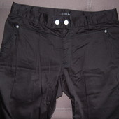 брюки черные Sisley, 48, оригинал