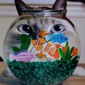 Интерактивная рыбка Robofish на батарейке, новая