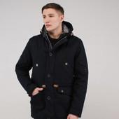 Мужская демисезонная куртка - парка 46, 48, 50, 52